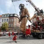 フランス、ナントの巨大人形劇はすべて人力ってマジ!?目的や予算は?[世界まる見え]