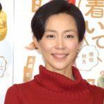 木村佳乃のショートカット(髪型)がヤバい!娘の評判や担当美容師!
