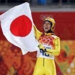 葛西紀明の最多出場で判明した冬季オリンピック開催年の謎、過去の記録に迫る